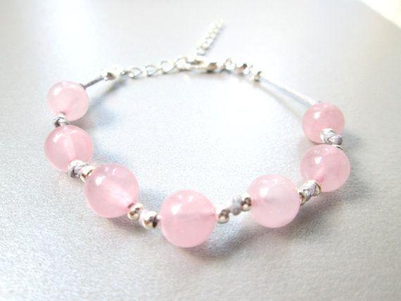Blessing bracelet blessing stones spiritual by JewelryArtShop https://www.etsy.com/listing/385135540/blessing-bracelet-blessing-stones?ref=shop_home_active_8