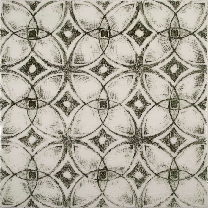 Decorative Wall Tile American Handmade Decorative Ceramic Tile Pratt And Larson