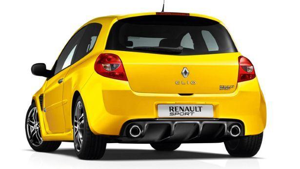 Renault Clio Sportif Renault