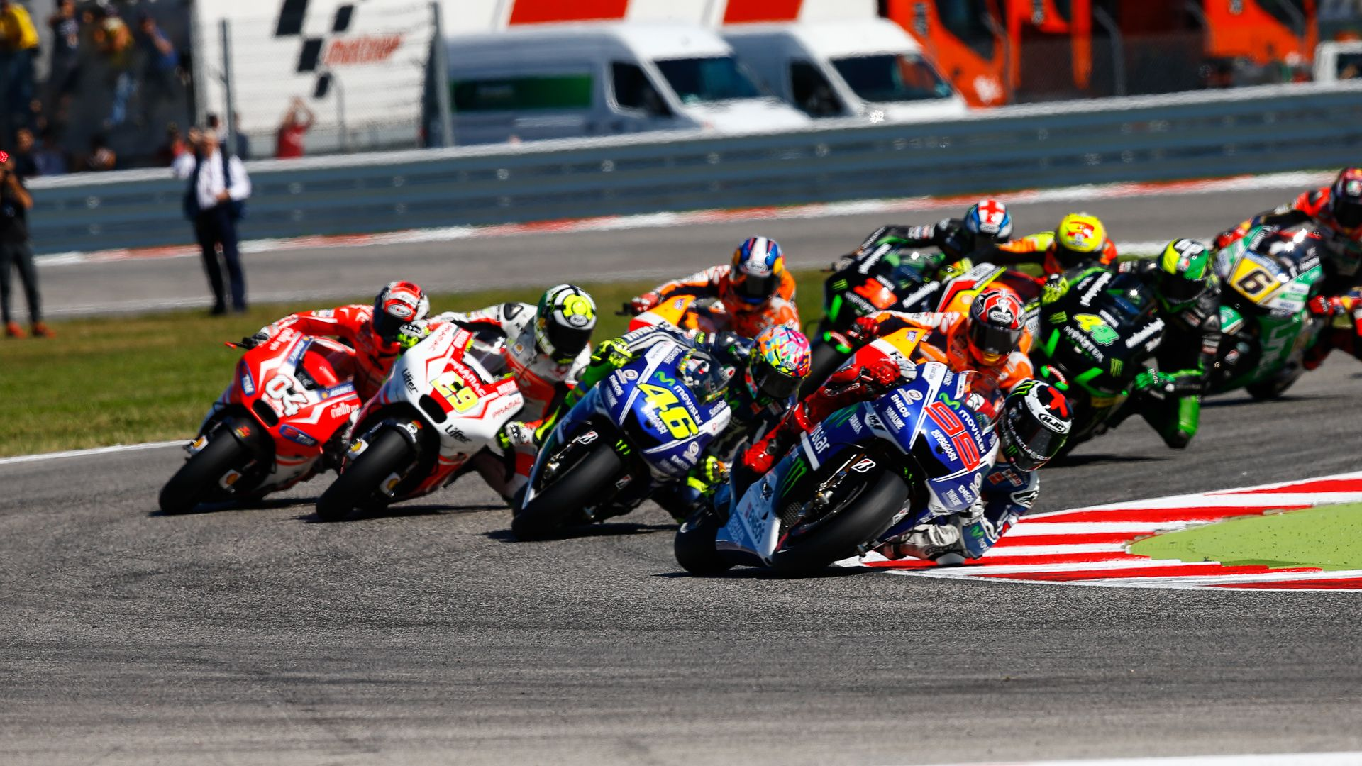 Valentino Rossi Movistar Yamaha MotoGP Wallpaper free desktop | HD Wallpapers | Pinterest ...
