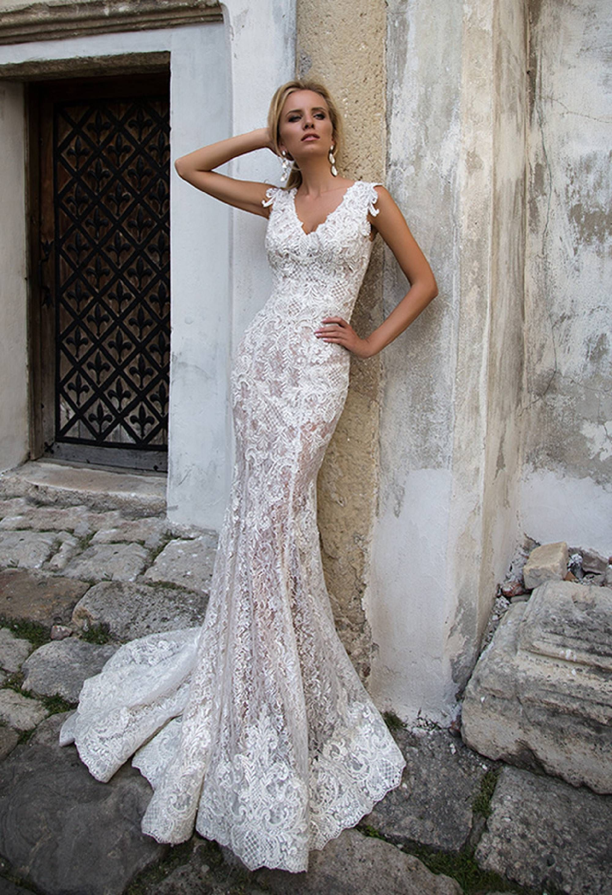 faef0072441 Wedding dress 2018 pre-collections by OKSANA MUKHA in Charmé Gaby Bridal  Gown boutique Tampa Bay FL