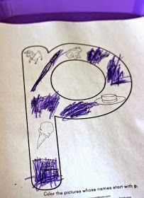 Finding the Teachable Moments: Harold and the Purple Crayon Activities