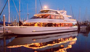 Houston Dinner Cruise Kemah Yachts For Weddings Party Venues