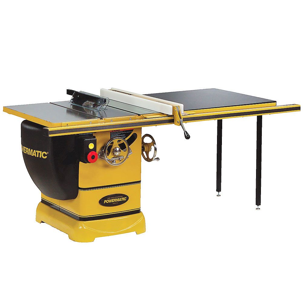 Matic 10 Table Saw 3 Hp 50 Fence Pm2000 Tools Craft Supplies Usa