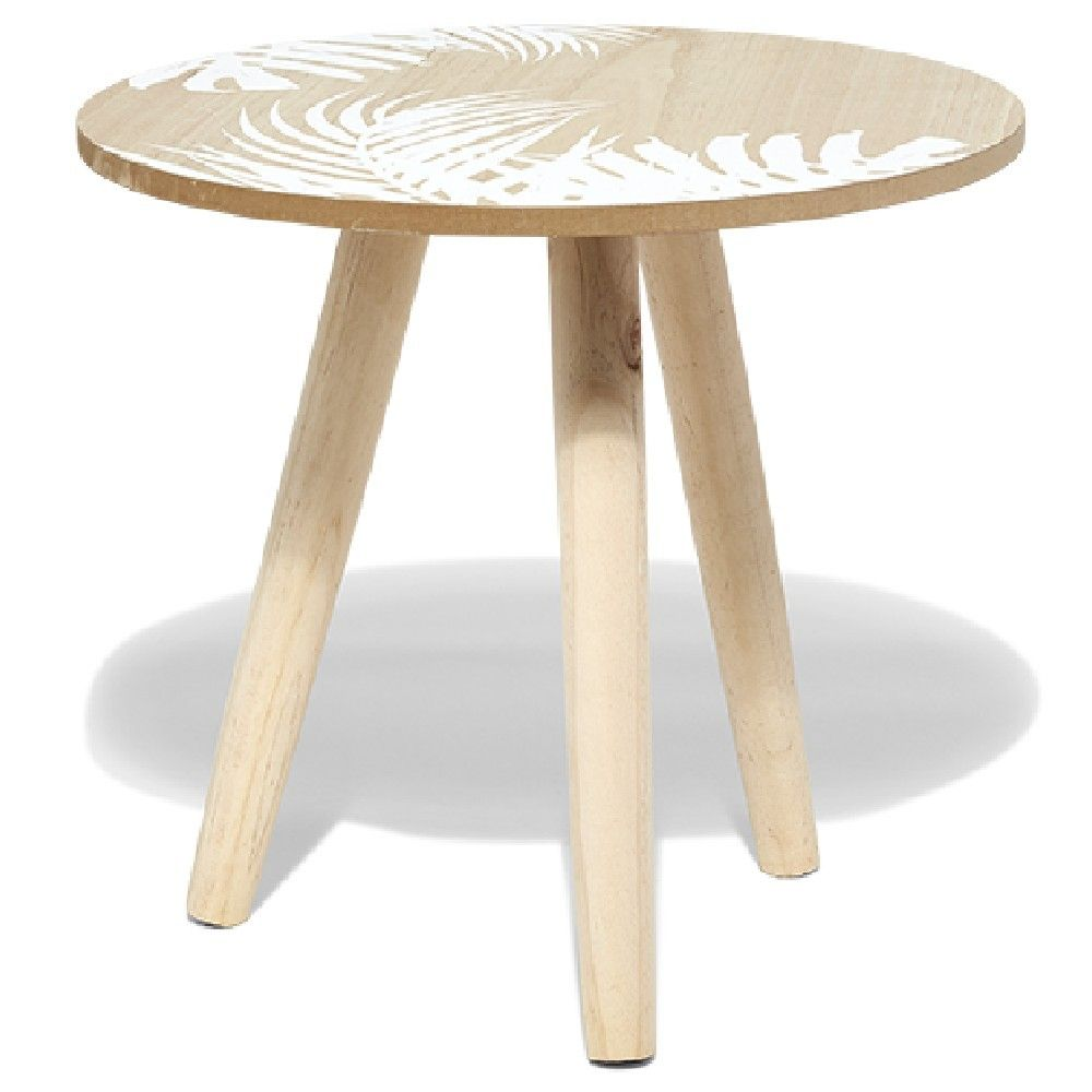 cher gifi table basse ronde