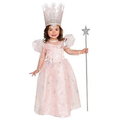 The Wizard of Oz Glinda the Good Witch Deluxe Costume - Toddler