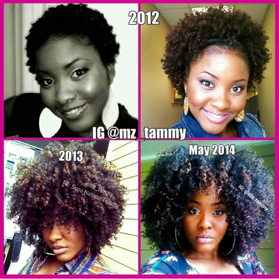 Hair Growth Progress Natural Hair Styles Natural Hair Journey Natural Hair Growth