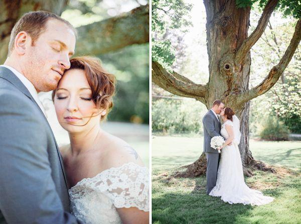 TRENDY BRIDE MAGAZINE BLOG // Emily + Derrick's summer Erie Pennsylvania wedding inspiration
