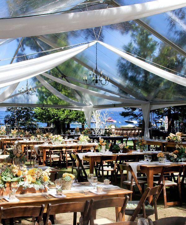 Affordable Yet Nice Backyard Wedding Ideas | Beach wedding ...