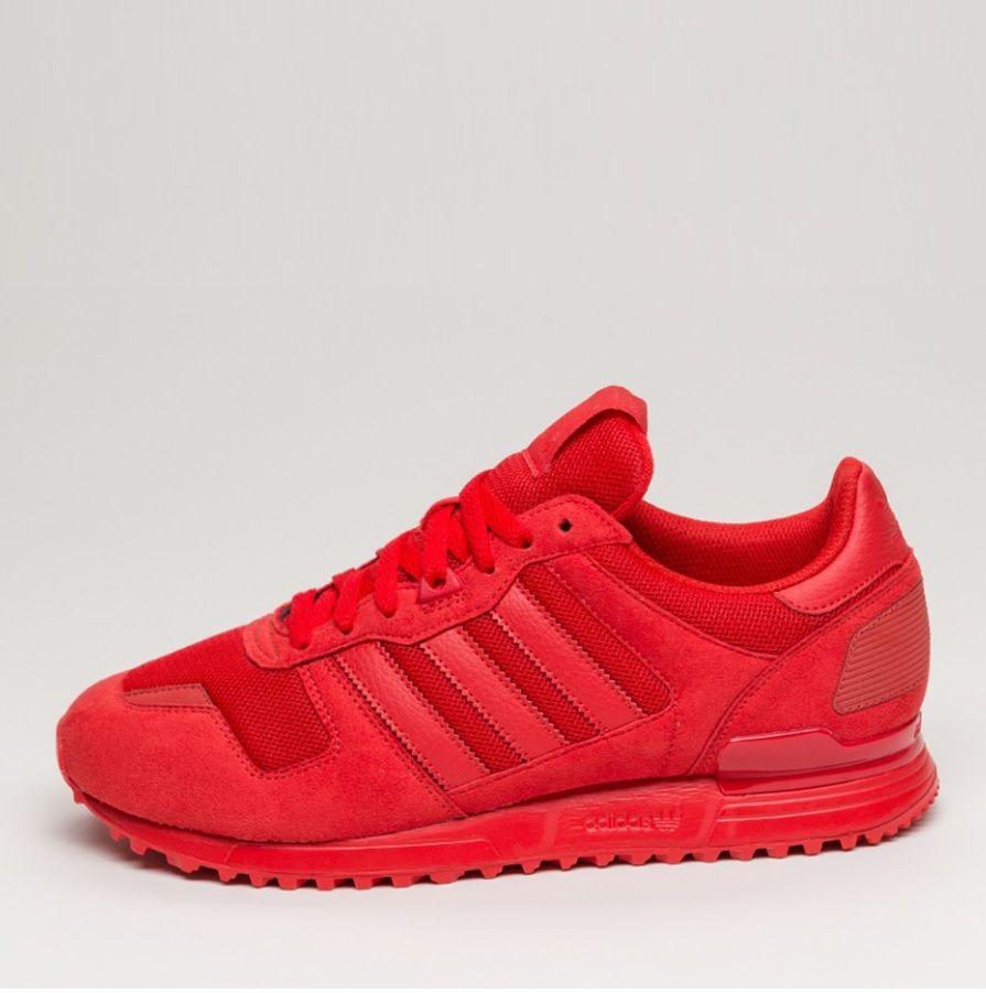 adidas Originals ZX 700: Triple Red