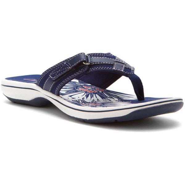 clarks women's breeze sandals