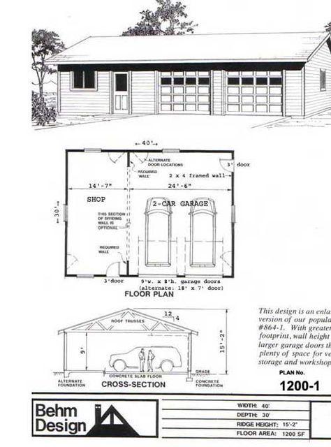 Page Not Found Behm Garage Plans Garage Shop Plans Garage Plans Garage Plan