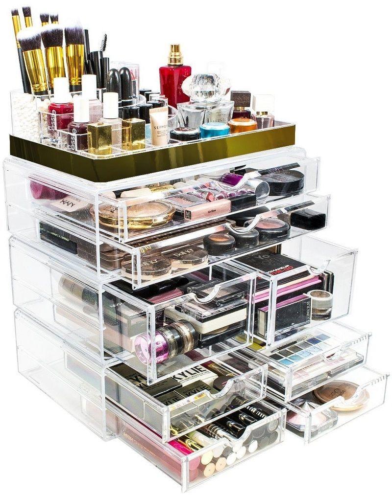 Best Makeup Organizers On Amazon The Best Makeup Storage