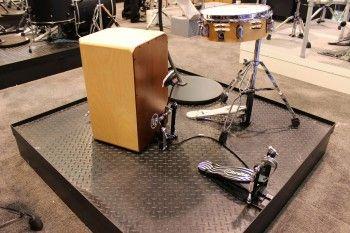 namm 2013 004 cajon crazy drums cajon drum percussion. Black Bedroom Furniture Sets. Home Design Ideas
