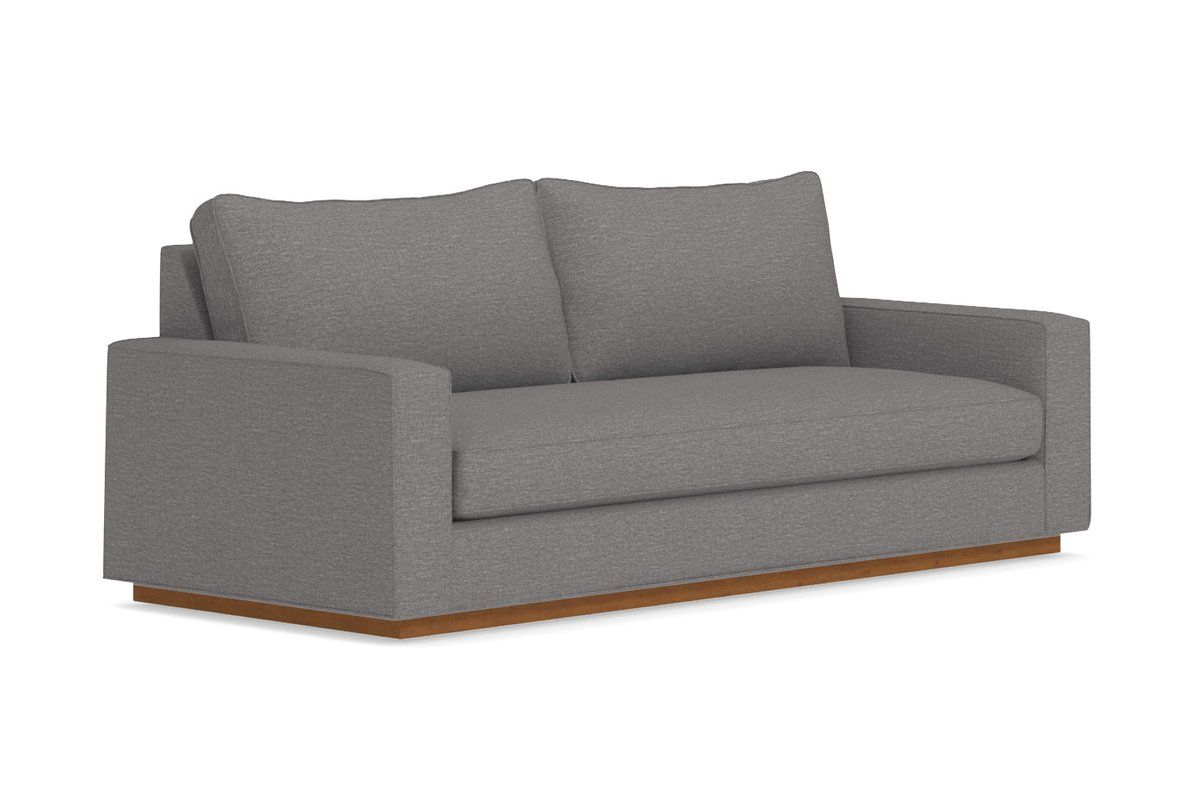 Harper Queen Size Sleeper Sofa Leg Finish Pecan Sleeper Option Deluxe Innerspring Mattress Modern Sofa Bed Queen Size Sleeper Sofa Comfortable Couch