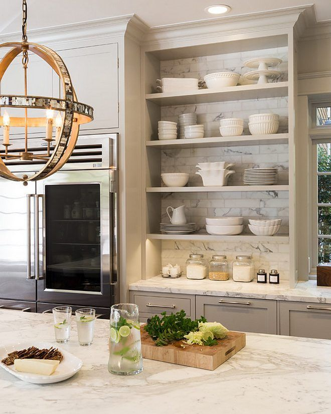 Many Clients Ask Me Whats The Best Pale Gray Cabinet Paint Color - Pale grey kitchen paint