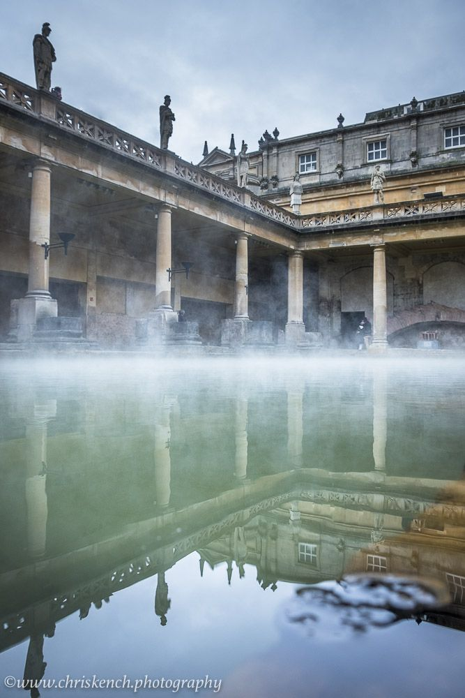 Chriskenchphotography Roman Baths Bath Somerset Bath