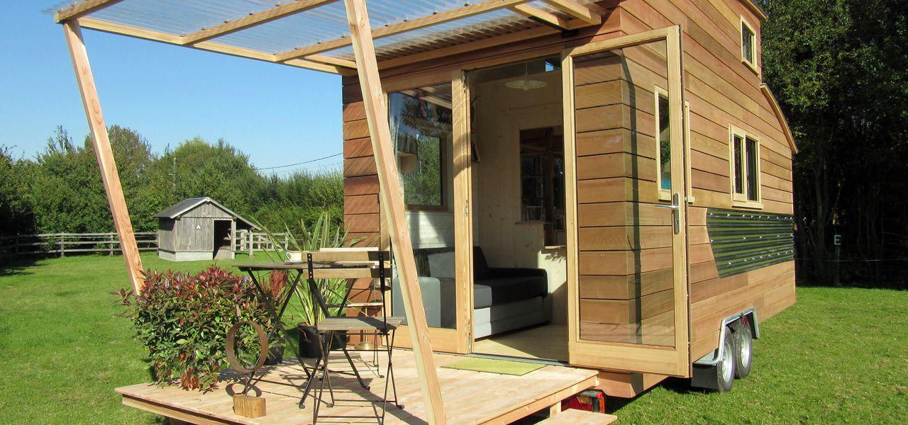 Diese Mobile Tiny House Kann Man Sich In Frankreich Bauen Lassen