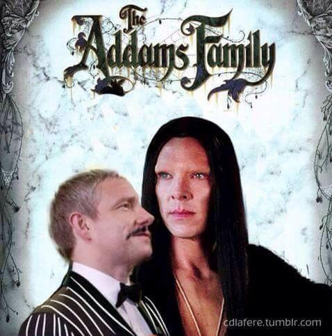 Sherlock & john :D