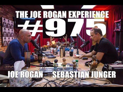 Joe Rogan Experience #975 - Sebastian Junger - YouTube