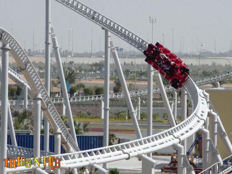 Currently The World S Fastest Roller Coaster 0 149 1 Mph In 4