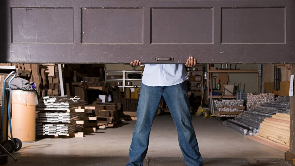 Hoa Makes Homeowners Leave Garage Doors Open For A Truly Silly Reason Garage Door Opener Small Business Trends Starting A Business