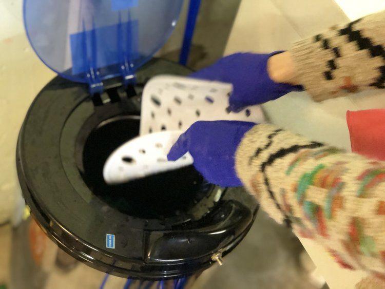 Step-by-Step Yarn Dyeing Tutorial with HighFiberArtz #dyeingtutorials