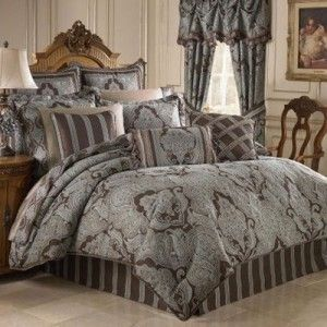 Blue And Brown Comforter Sets With Matching Curtains If You Love