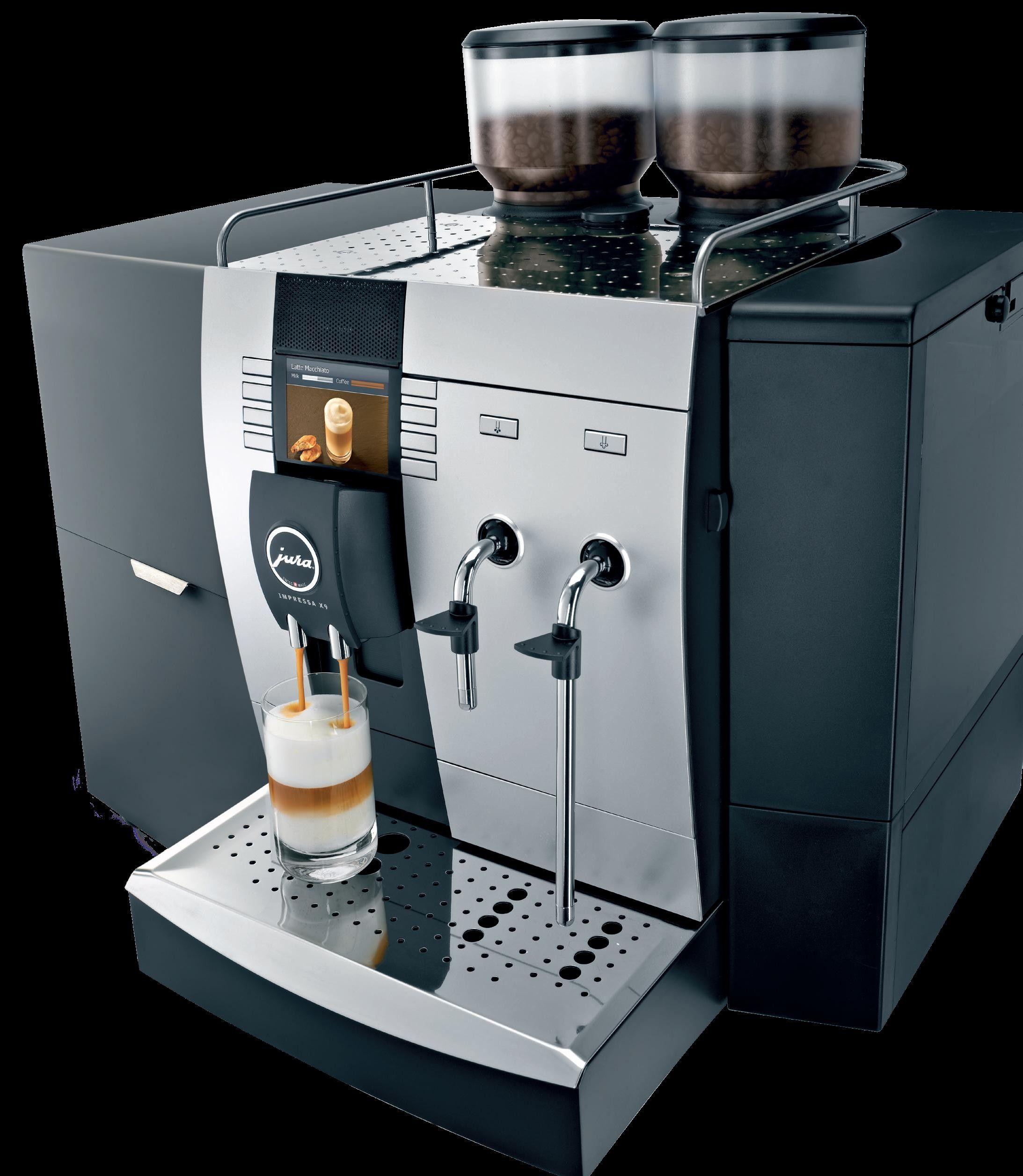 Jura X9 Generation 2 Coffee Machine Commercial coffee