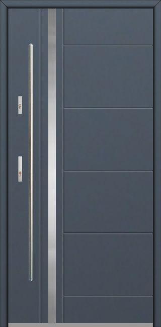 Fargo 41B – steel entrance door