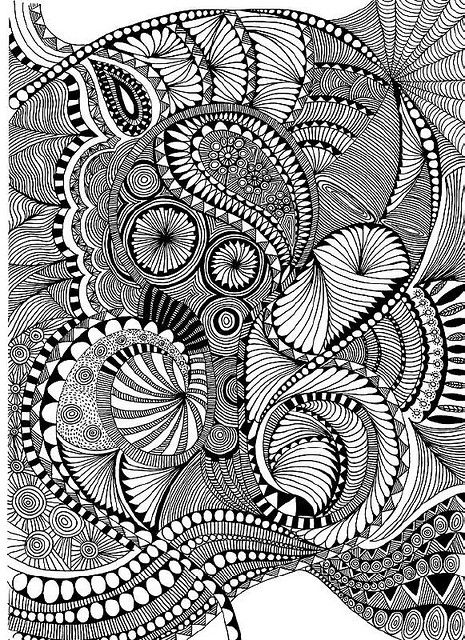 Web Art Zentangle 4 Zentangle Drawings Zentangle Patterns