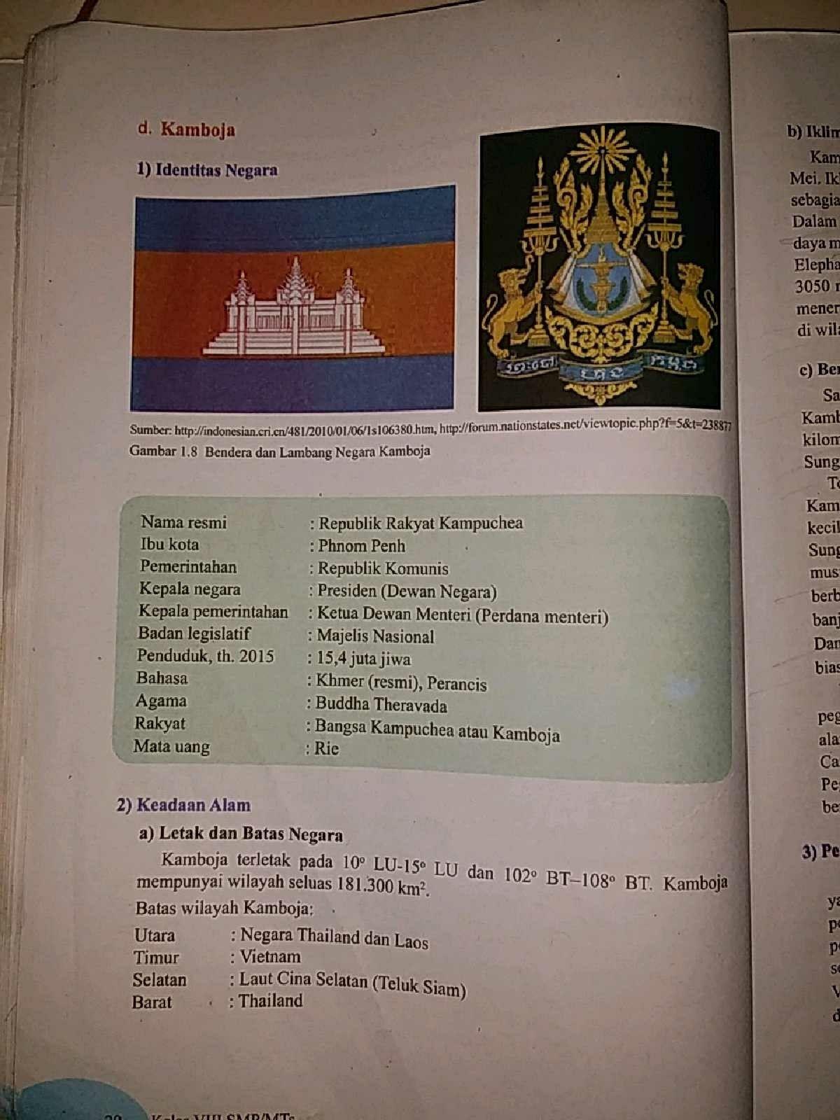 Arti Lambang Negara Laos