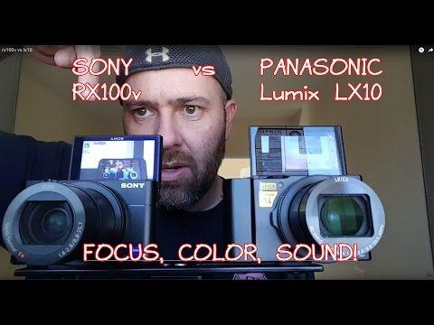 Panasonic LX10: The Perfect Vlogging Camera? - YouTube