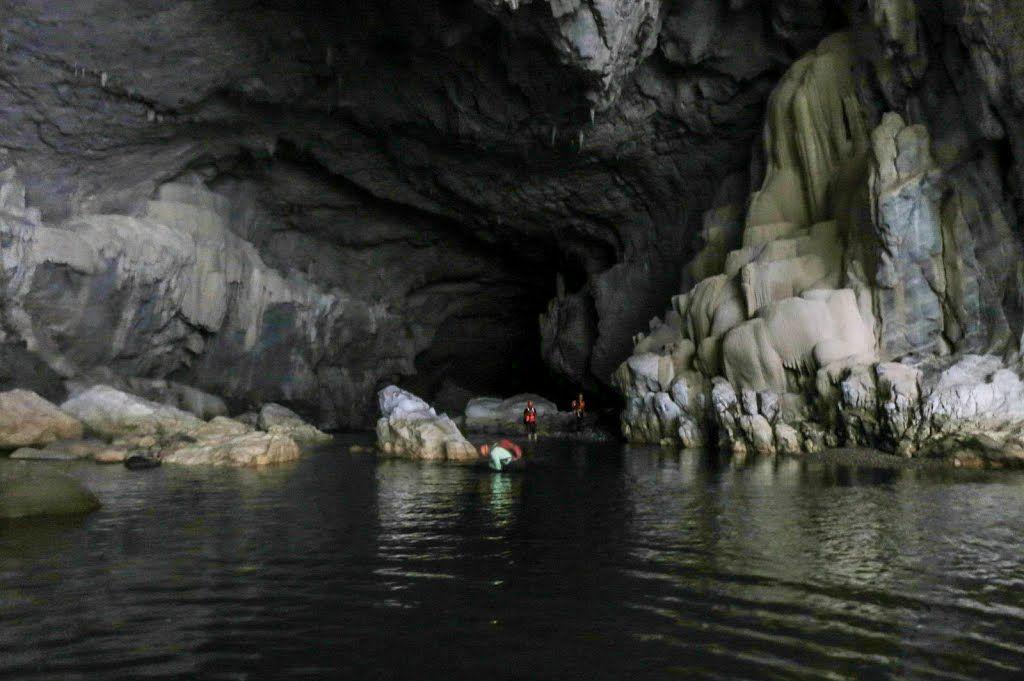 Entrada del río Chontalcoatlán