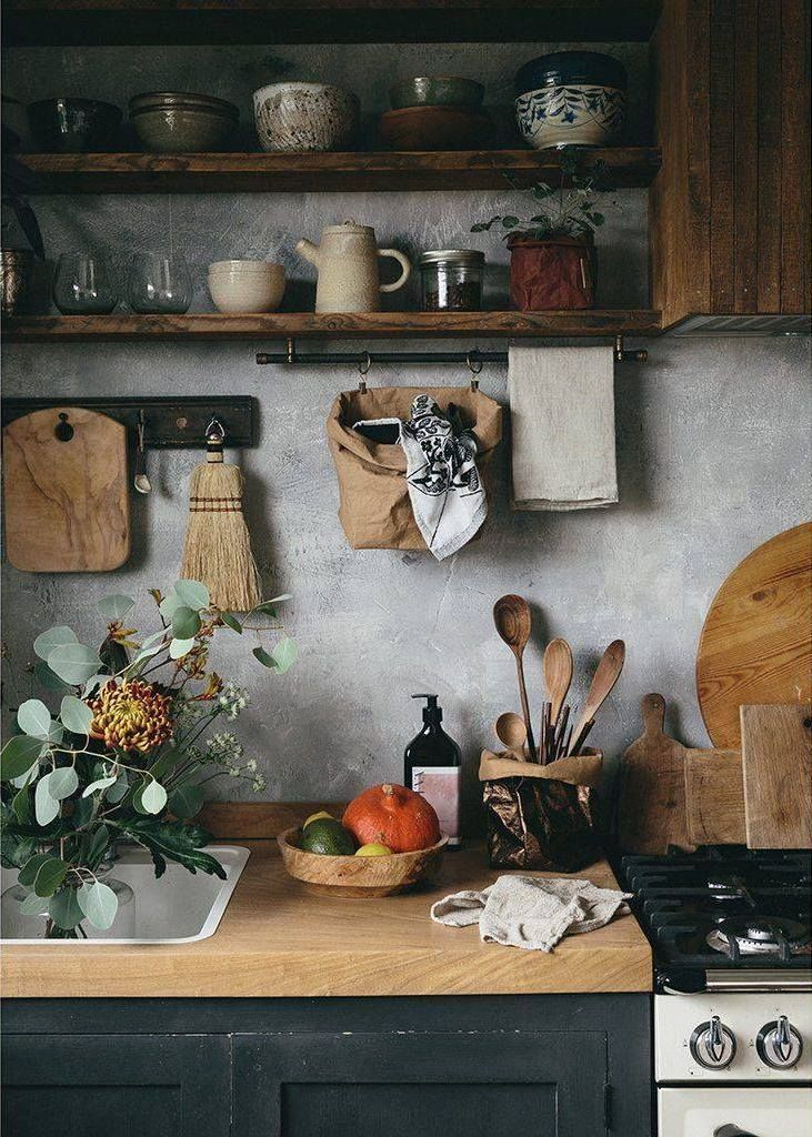 Modern Rustic decorating ideas - simple, modern country interiors to inspire you - From Britain with Love #modernrusticdecor