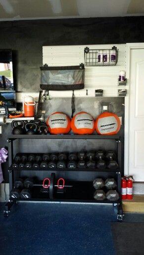 Rogue garage gym home pinterest at