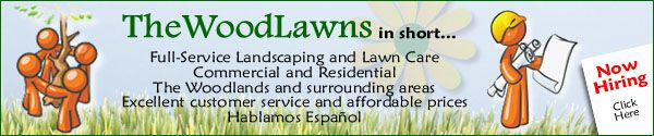 Lawn Care Company, Conroe & The Woodlands