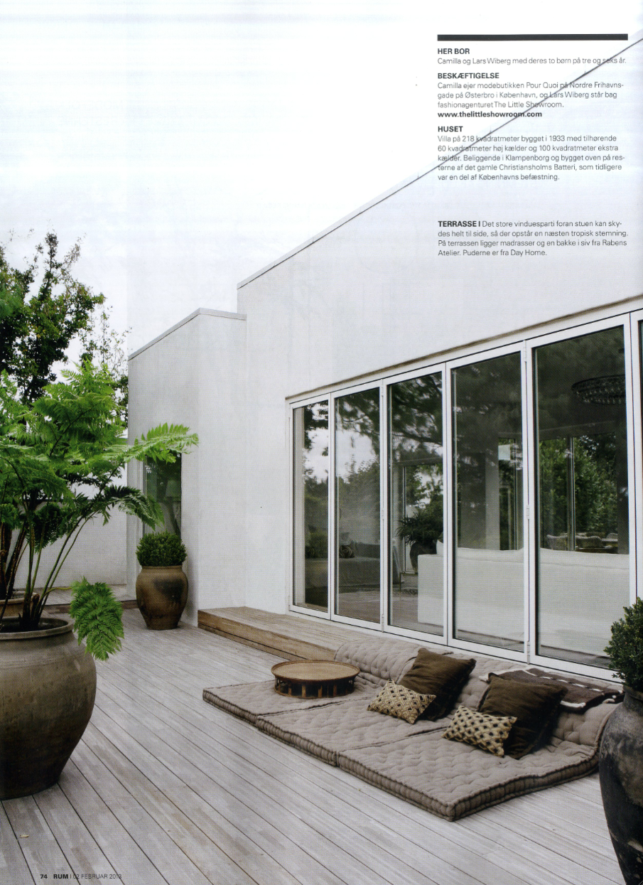 DAY HOME cushions - RUM Interiør design 2013