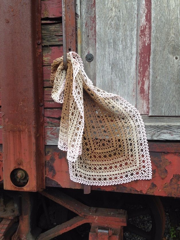 Häkelanleitung : Biscuit Shawl made by Vicarno\'s mama Crochet ...