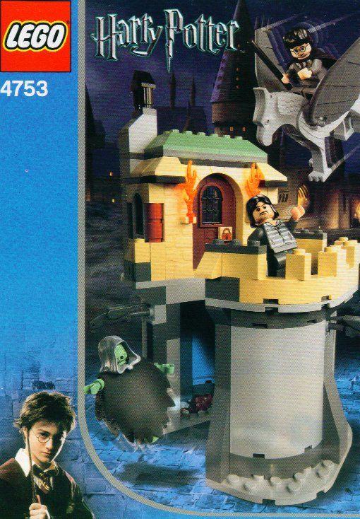 Harry Potter Sirius Blacks Escape Lego 4753 Lego Sets And