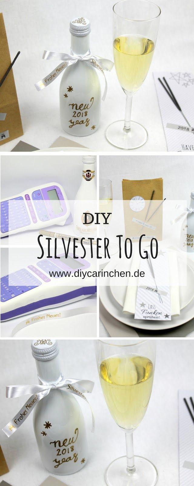 DIY 3 schnelle und einfache Bastelideen für Silvester: Silvester To ...