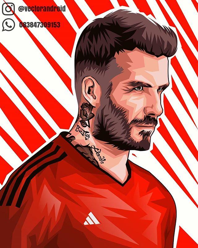 Jasa Vector Kartun Vectorandroid Foto Dan Video Instagram Pemain Sepak Bola Sepak Bola