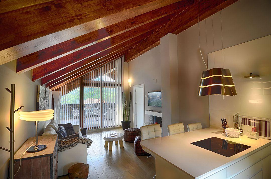 Ordesa ordesa pirineo apartamento rural apartamento con - Ideas para casas rurales ...