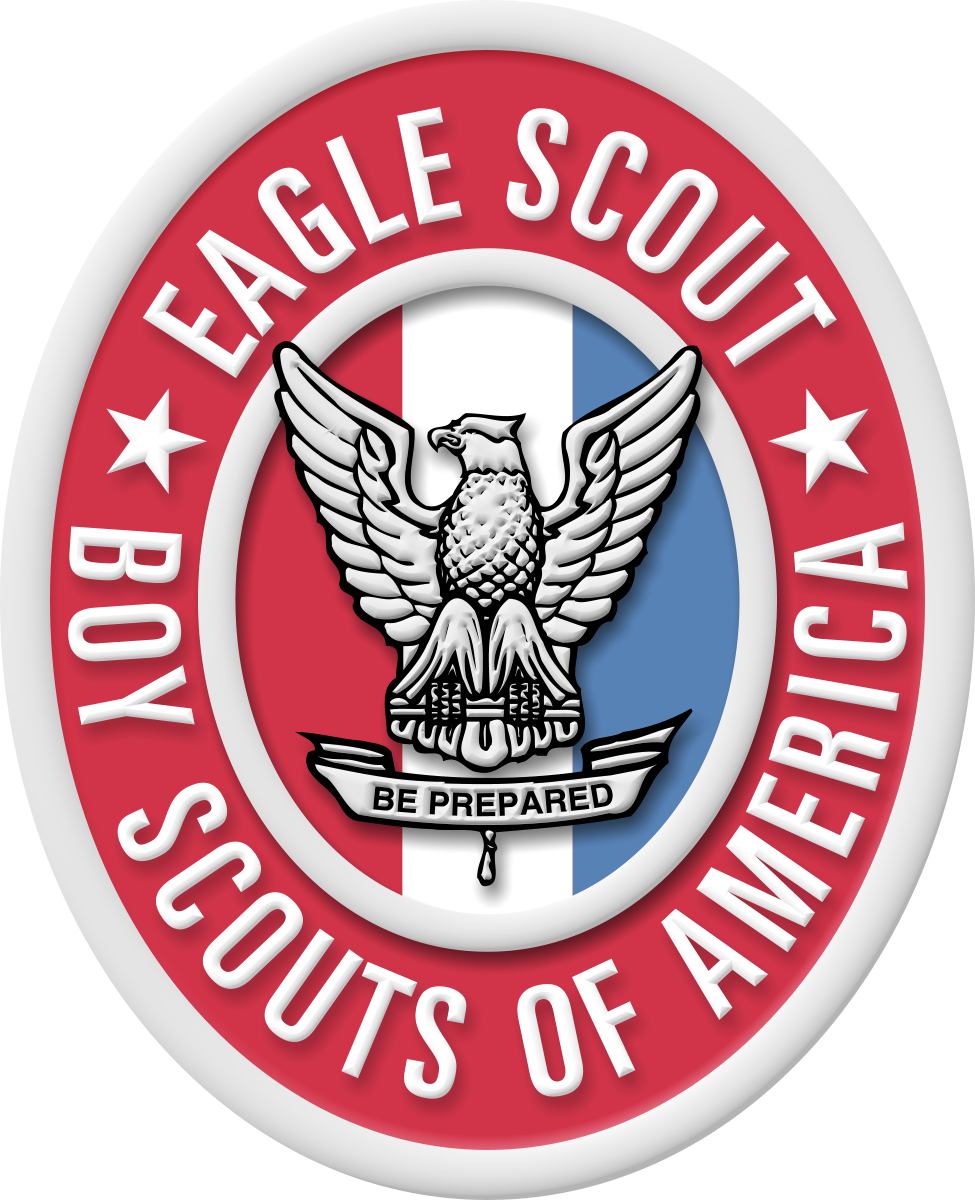 Boy scout of america eagle scout