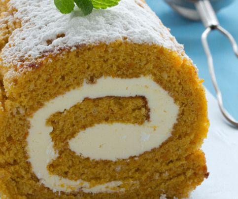 Gluten Free Pumpkin Roll Cake Recipe Http Glutenfree Answers