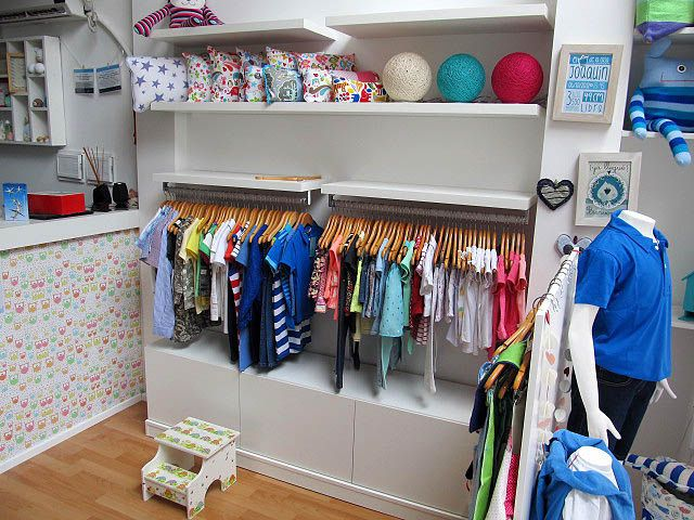 Muebles para local de ropa infantil capital federal katy for Muebles baratos en capital federal