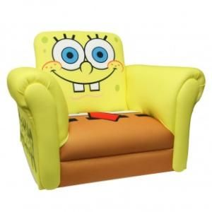 Awesome Spongebob Chair Spongebob Spongebob Nickelodeon Gmtry Best Dining Table And Chair Ideas Images Gmtryco
