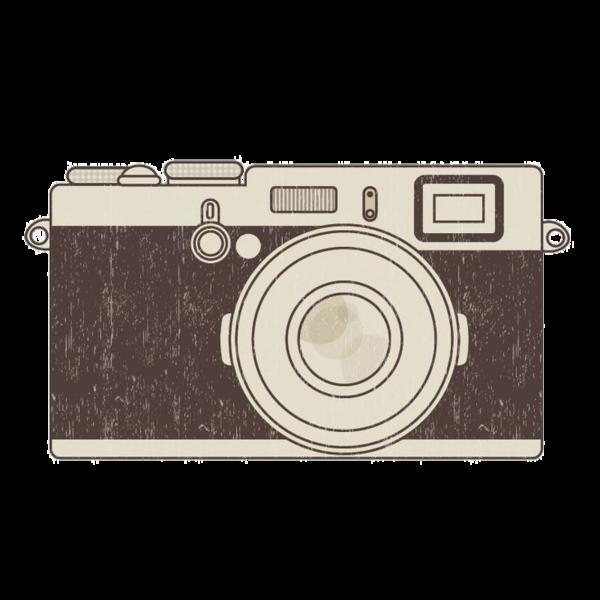Appareil Photo Arte Clip De Epoca Camara De Fotos Dibujo Arte Con Camara