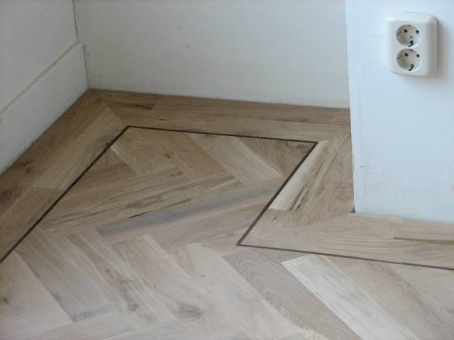 Eiken houten vloer i visgraat i kabaz vloeren tegels en hout