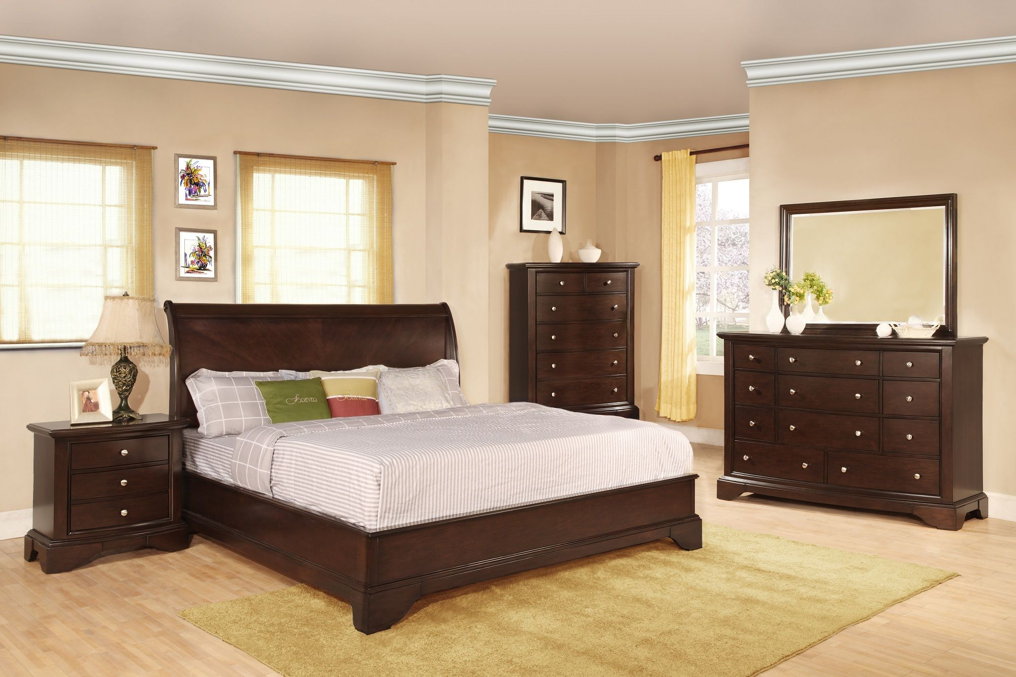 Elements International Hamilton Bedroom Set I Want This Bedroom